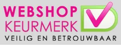 webshop keurmerk poppers store