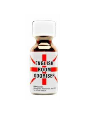 English White Cap 25ml
