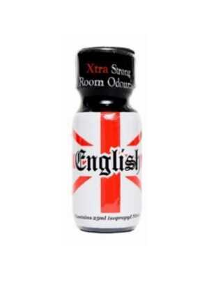 English Xtra Strong 25ml Black Cap