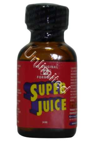 Super Juice Poppers 24ml
