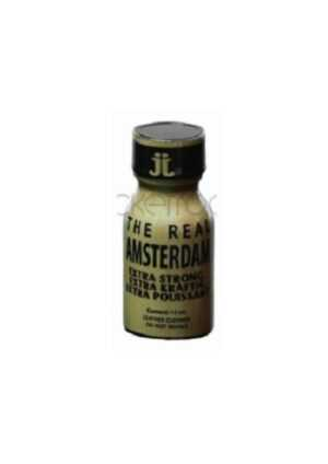 The Real Amsterdam Extra Strong 15ml Poppers