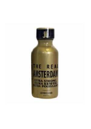 The Real Amsterdam Extra Strong 30ml Poppers