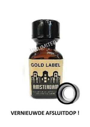 Amsterdam Gold Label 24ml