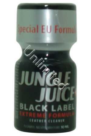 Jungle Juice Black Extreme Formula Eu Poppers 10ml