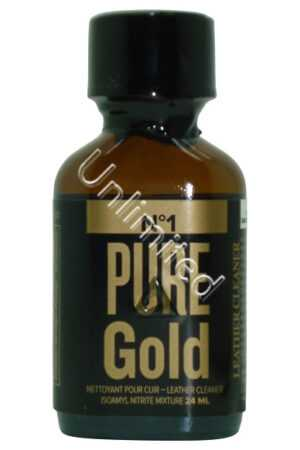 Pure Gold Poppers 24ml