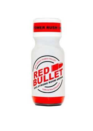 Red Bullet Xxx Strong 25ml
