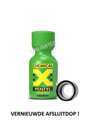 Chemical X Poppers 15ml