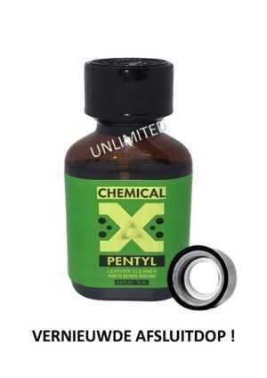 Chemical X Poppers 24ml