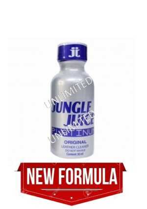 Jungel Juice Platinum 30ml Poppers New Formula