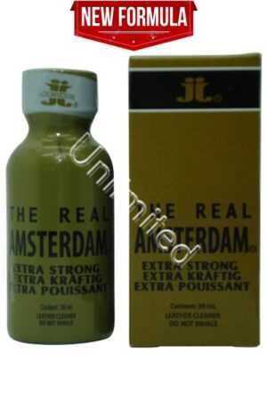 the new amsterdam poppers new formula (jj) 30ml