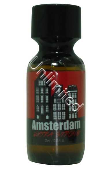 Amsterdam Extra Strong Poppers 25ml