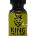 King Super Strenght Poppers 25ml