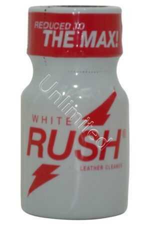 White Rush Poppers 10ml