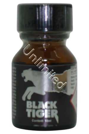 Black Tiger Silver Poppers 10ml (1)