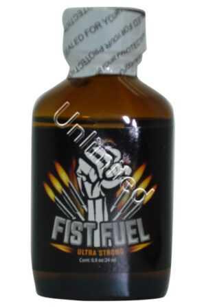 Fist Fuel Poppers Oval Bottle 24ml (1)