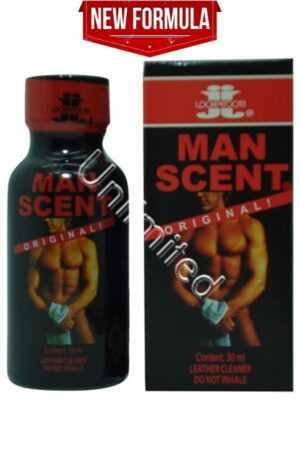 man scent poppers (jj) 30ml new formula