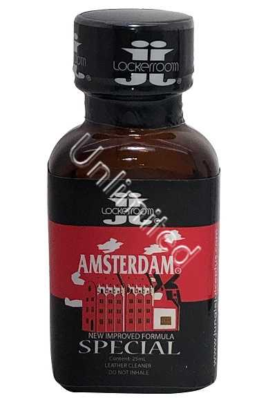 amsterdam special 25ml jj old formula