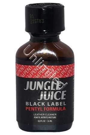 jungle juice black label pentyl poppers 24ml