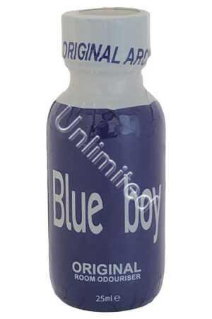 blue boy poppers 25ml