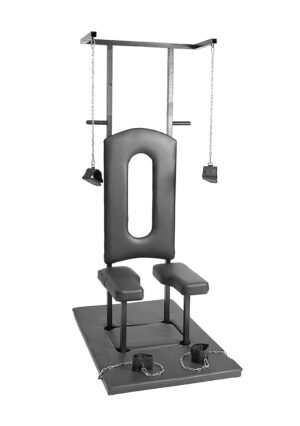 Love Chair Open - Black
