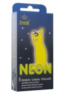 Amor Neon Condoms